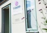 Iriness wellbeing centre entrance