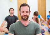 Iriness yoga class Scott Johnson