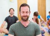 Iriness yoga class Scott Johnson