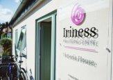 Iriness exterior sign
