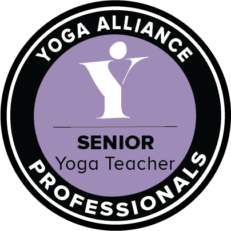Yoga Alliance Senior Teacher