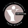 Yoga Alliance Certified Yoga Studio logo